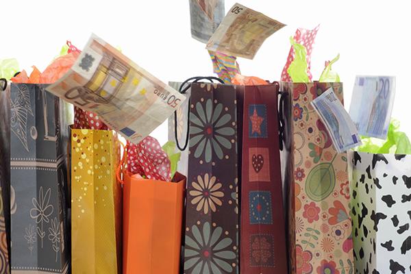 como evitar las compras compulsivas