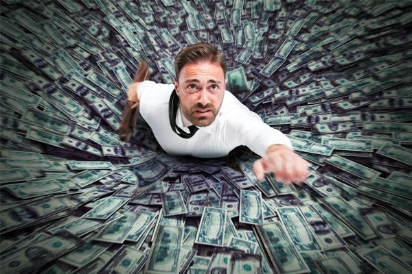 el miedo al dinero existe y se llama crometofobia