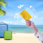 8 razones para usar la tarjeta de crédito en vacaciones