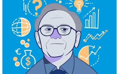 Así se escribe la historia de Warren Buffett, uno de los hombres más ricos del mundo