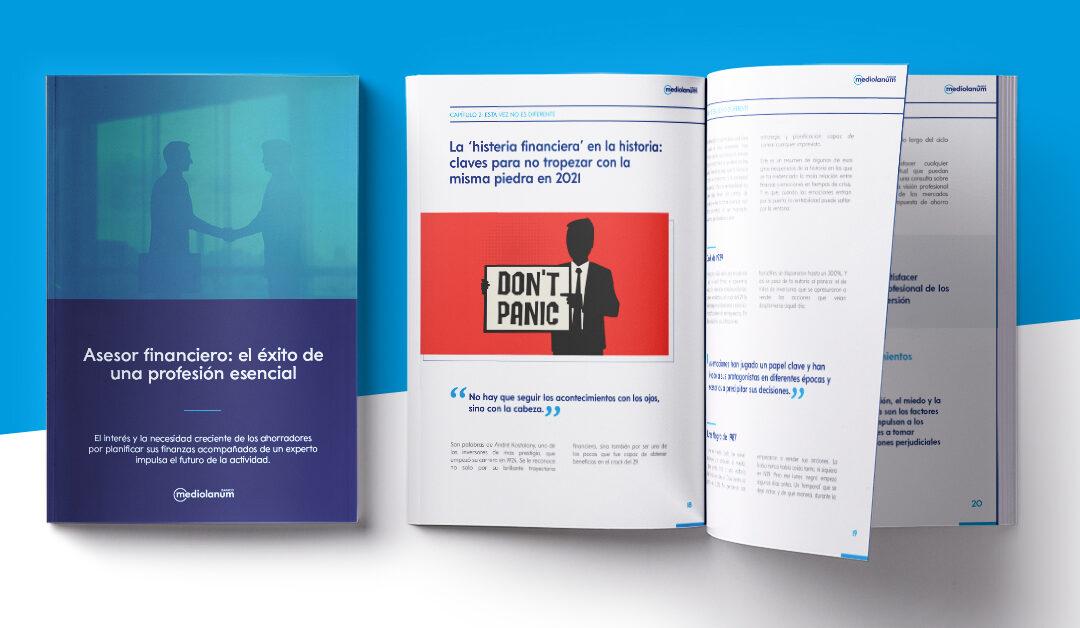 Día del Libro 2021: ¡Descárgate gratis el e-book 'Asesor financiero: el éxito de una profesión esencial'!