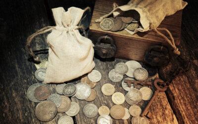 De la sal al euro digital. Monedas y otros métodos  de pago a lo largo de la historia